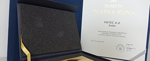 """Zlatna kuna"" award ceremony"