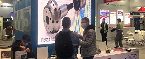SUCCESSFUL EXHIBITION AT SHANGHAI'S BEARING 2020