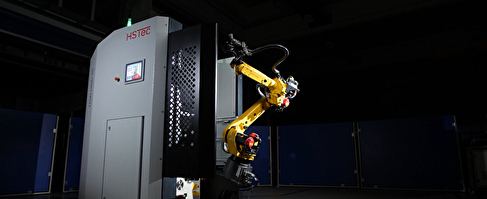TOP PERFORMANCE with HSTec's new Robotic Cell HSR1800-35