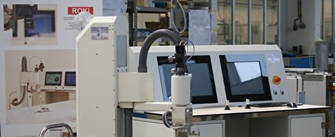 Robotic prototype system for assistance in surgery