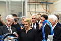 Visit from the President of Croatia to the company HSTEC